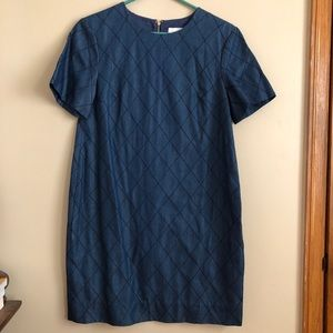 Kate Spade chambray dress